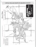 Map Image 001, Gratiot County 1997